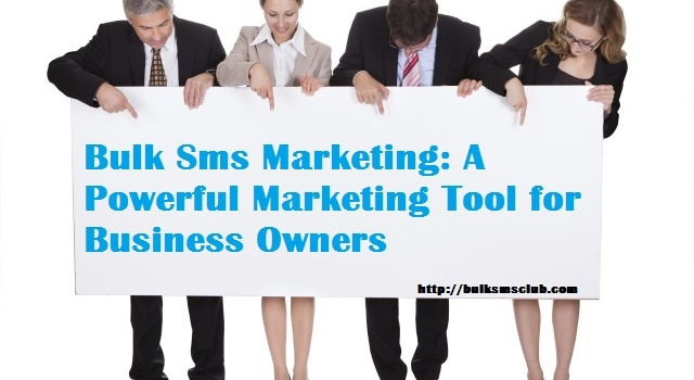 Bulk SMS Marketing: As Powerful Marketing Tool
