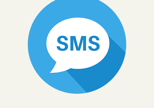 Sending SMS for a bulk of users